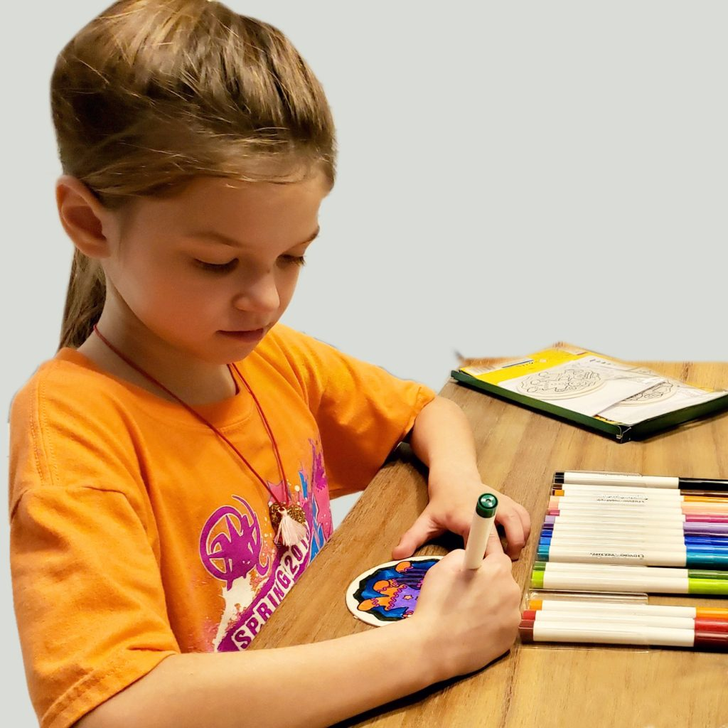 coloring activities for kids