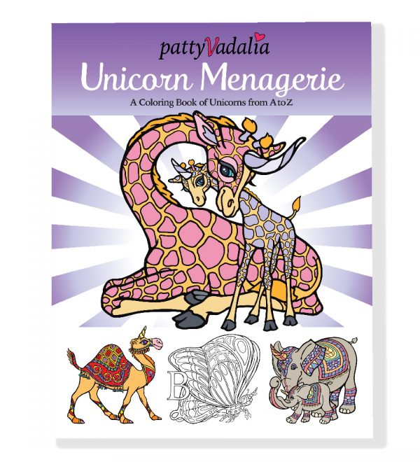 unicorn coloring for all ages