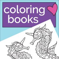 patty vadalia coloring books